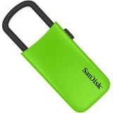 SANDISK Cruzer U 16GB [SDCZ59] - Green - Usb Flash Disk / Drive Stylish